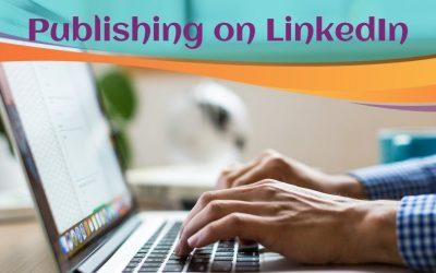 Publishing With LinkedIn