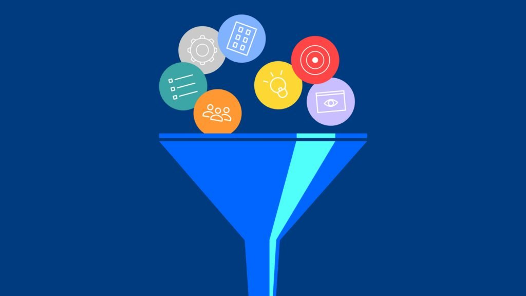 ThinkFlame Sales Funnel Data